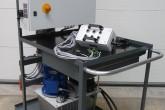 Mobiel hydraulisch testaggregaat