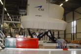 Hydraulische opbouw flight simulator
